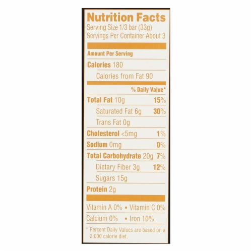 Toblerone Sweet Dark Chocolate With Honey & Almond Hougat - Case of 20 - 3.52 OZ Perspective: back