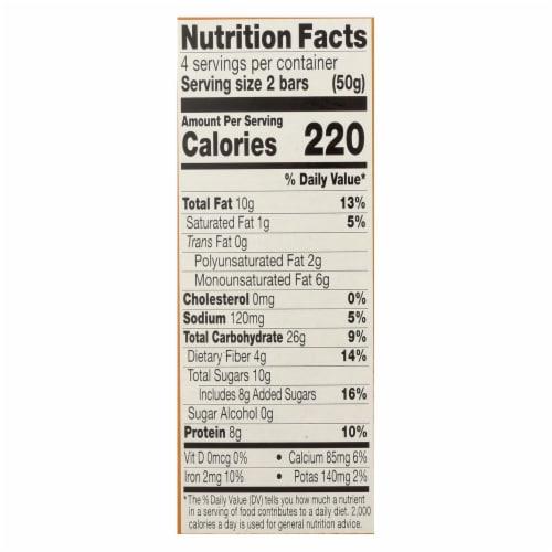 Kind Almond Butter Breakfast Bars - Case of 8 - 4/1.76OZ Perspective: back