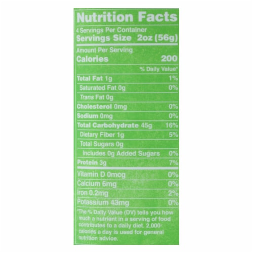 Lotus Foods Noodles - Organic - Traditional Pad Thai - Case of 8 - 8 oz Perspective: back