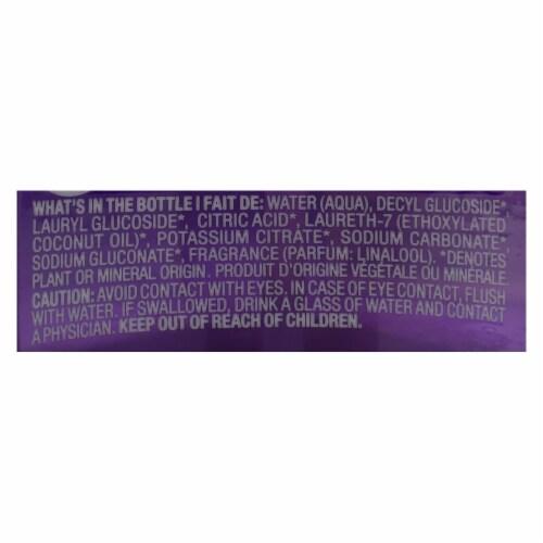Method - All-Purpose Cleaner - Lavender - Case of 8 - 28 fl oz. Perspective: back