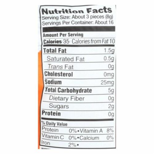Happy Tot Toddler Snack, Cinnamon Sweet Potato  - Case of 8 - 4.4 OZ Perspective: back