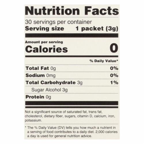 Lakanto - Monkfruit Sweetener - Classic - Case of 8 - 3.17 oz. Perspective: back