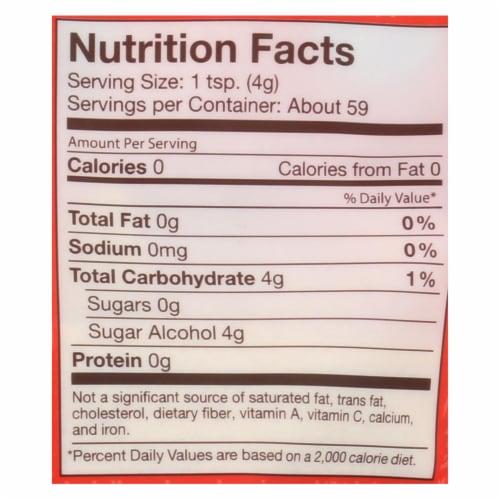 Lakanto - Monkfruit Sweetener - Golden - Case of 8 - 8.29 oz. Perspective: back