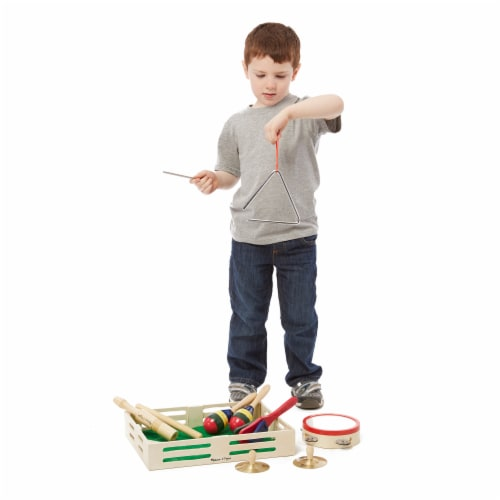 Melissa and Doug® Band-in-a-Box Set Perspective: bottom