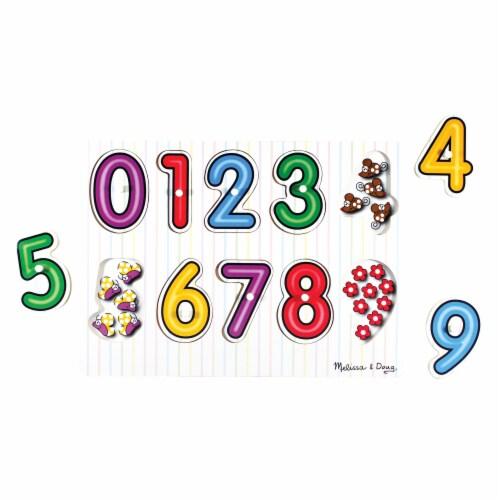 Meliisa & Doug® Mix N Match Puzzle Bundle Perspective: bottom