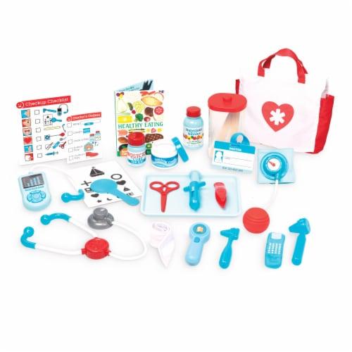Melissa & Doug® Get Well Doctor's Kit Play Set Perspective: bottom