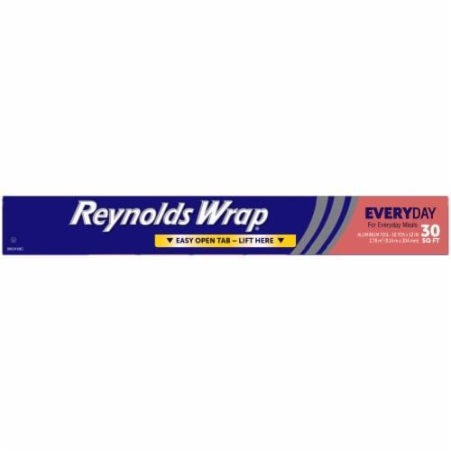 Reynolds Wrap Aluminum Foil Perspective: bottom