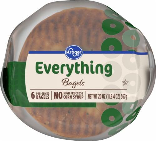 Kroger® Everything Bagels Perspective: bottom