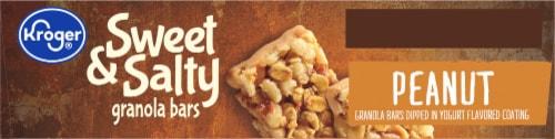 Kroger® Sweet & Salty Peanut Granola Bars Perspective: bottom