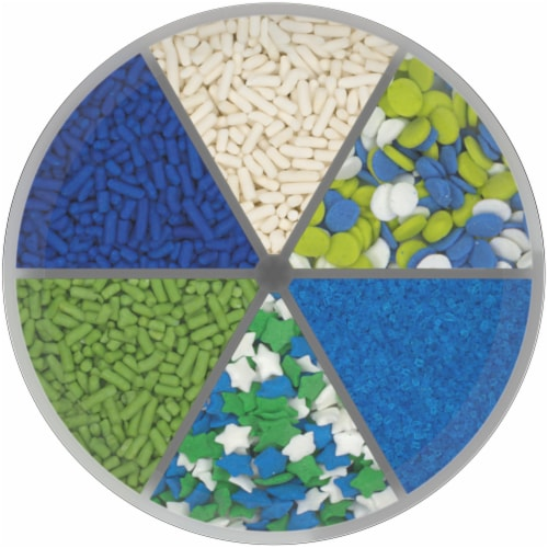Kroger® Sprinkle Mix Shaker Perspective: bottom