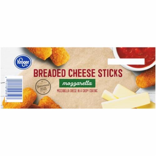 Kroger® Breaded Mozzarella Cheese Sticks Perspective: bottom