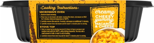 Kroger® Macaroni & Cheese Perspective: bottom