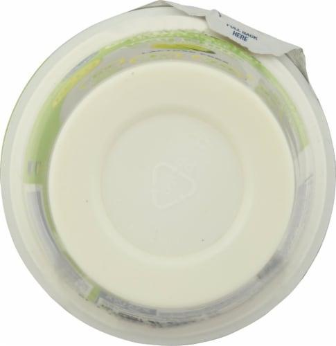 Kroger® CarbMaster® Key Lime Cultured Dairy Blend Yogurt Perspective: bottom