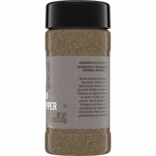 Smidge and Spoon™ Ground Black Pepper Perspective: bottom