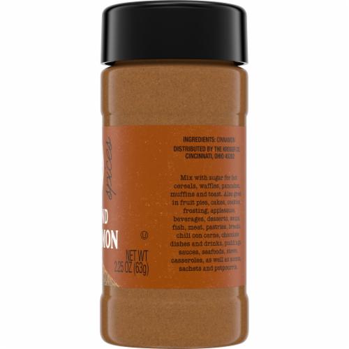 Smidge and Spoon™ Spices Ground Cinnamon Perspective: bottom