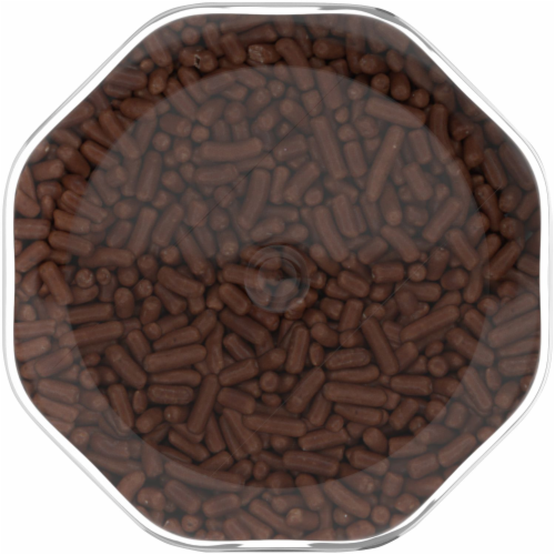 Kroger® Chocolate Sprinkles Dessert Topping Perspective: bottom