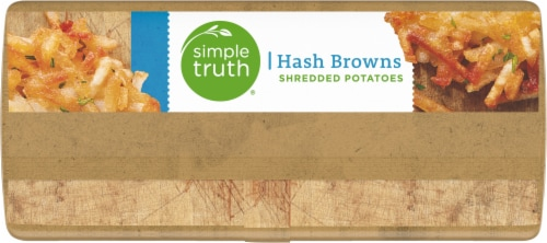 Simple Truth® Shredded Hash Brown Potatoes Perspective: bottom