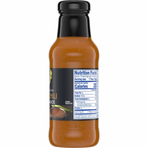 Kroger® Thai Inspirations Sweet Chili Peanut Sauce Perspective: bottom