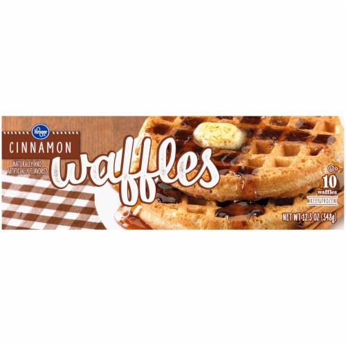 Kroger® Cinnamon Waffles Perspective: bottom