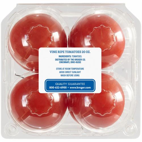 Kroger® Vine Ripe Tomatoes Perspective: bottom