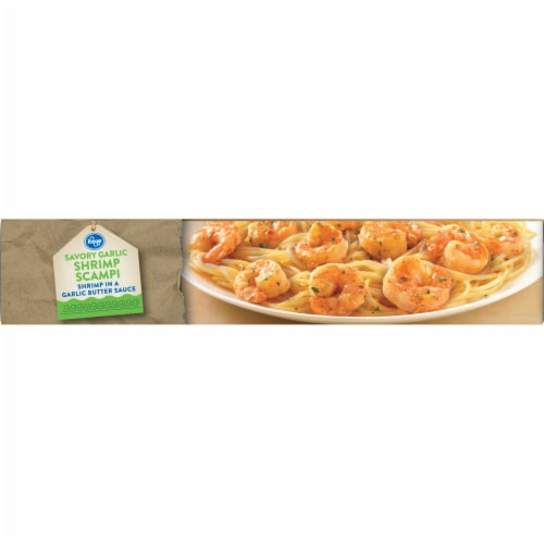 Kroger® Savory Garlic Shrimp Scampi Perspective: bottom