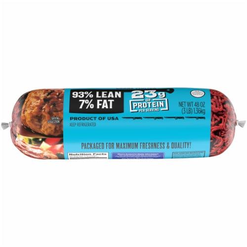 Kroger® Ground Beef 93% Lean Perspective: bottom