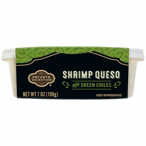 Private Selection® Shrimp Queso Dip Perspective: bottom
