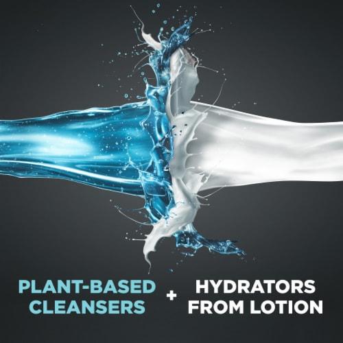Dove Men+Care Clean Comfort Micro Moisture Body + Face Wash Perspective: bottom
