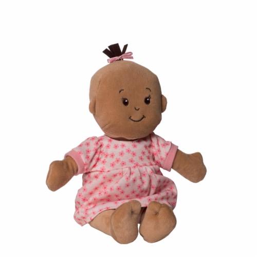 """Manhattan Toy Wee Baby Stella Beige 12"""" Soft Baby Doll Perspective: bottom"""