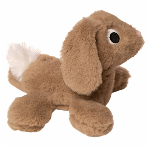"Manhattan Toy Floppies Baby Bunny 7"" Stuffed Animal Perspective: bottom"