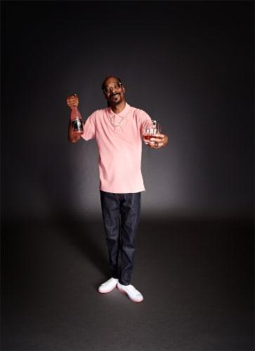 19 Crimes Snoop Cali Rose Wine Perspective: bottom