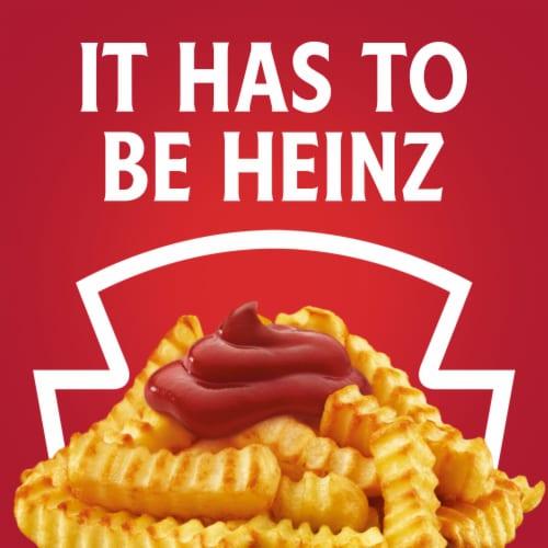 Heinz Tomato Ketchup Perspective: bottom