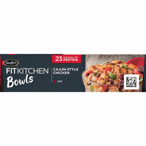 Stouffer S Fit Kitchen Cajun Style Chicken Protein Bowl Frozen Meal 12 Oz Ralphs