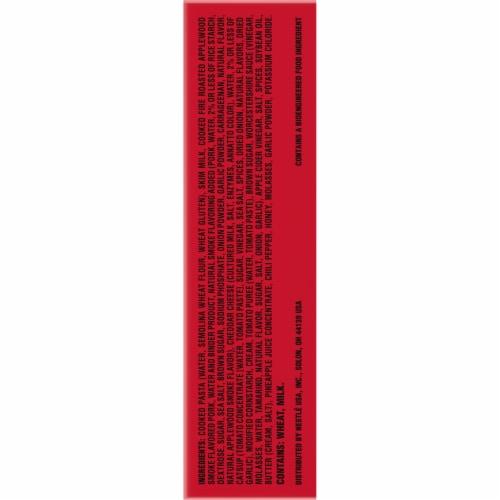 Stouffer's® Mac-Fulls™ BBQ Recipe Pork Mac & Cheese Bowl Frozen Meal Perspective: bottom