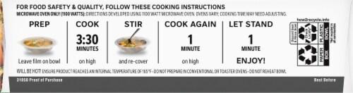Lean Cuisine® Bowls Chicken Teriyaki Frozen Meal Perspective: bottom