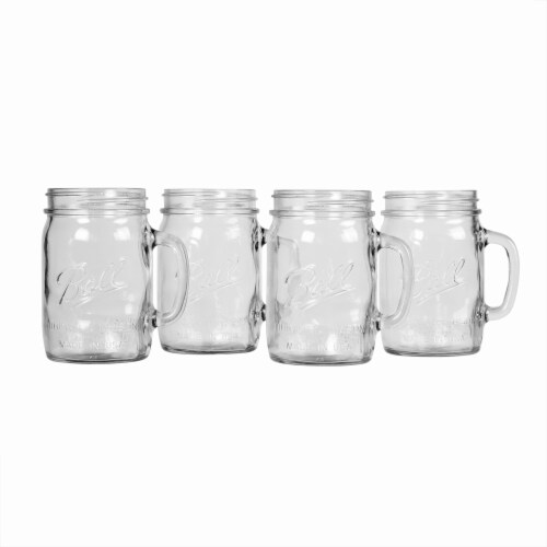 Ball® Drinking Mason Jars - 4 Pack Perspective: bottom