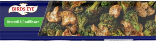Birds Eye® Oven Roasters™ Broccoli and Cauliflower Frozen Vegetables Family Size Perspective: bottom