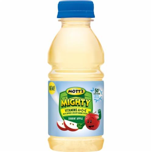 Mott's® Mighty Soarin' Apple Juice Perspective: bottom