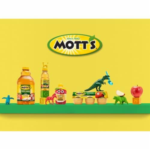 Mott's 100% Original Apple Juice Beverage Perspective: bottom