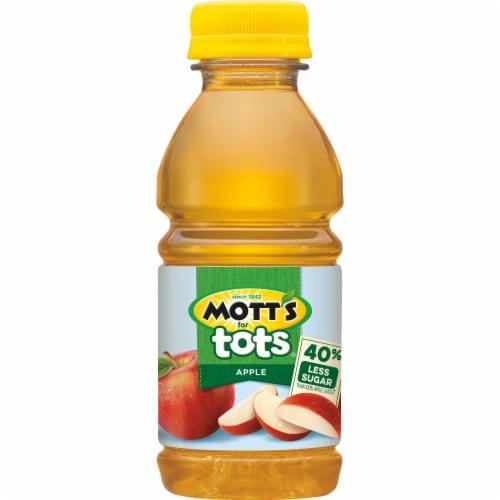 Mott's for Tots Apple Juice Perspective: bottom