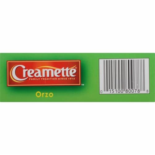Creamette Orzo Pasta Perspective: bottom