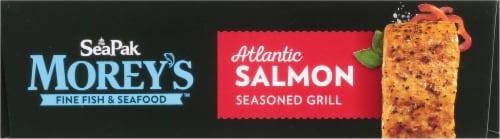 Morey's Seasoned Grill Atlantic Salmon Perspective: bottom