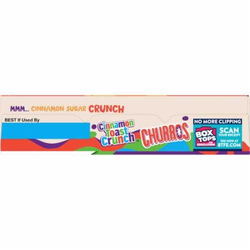 Cinnamon Toast Crunch™ Churros Cereal Perspective: bottom