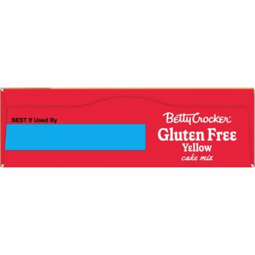 Betty Crocker Gluten Free Yellow Cake Mix Perspective: bottom