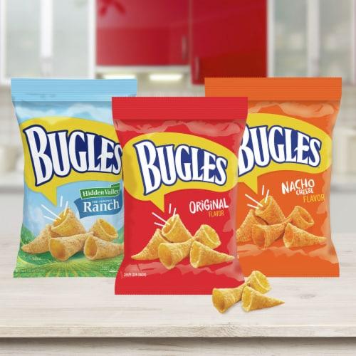 Bugles Crispy Corn Snacks Multipack Perspective: bottom