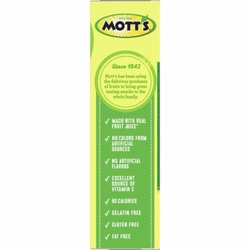 Mott's Original Assorted Fruit Snacks Perspective: bottom