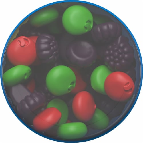 One A Day® Men's VitaCraves Multivitamin Gummies Perspective: bottom