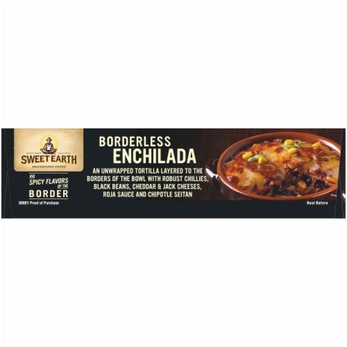 Sweet Earth Borderless Enchilada Frozen Meal Perspective: bottom