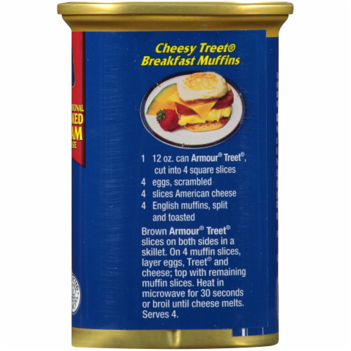 Armour Original Treet Canned Meat Perspective: bottom