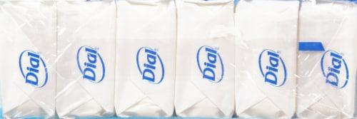 Dial Spring Water Antibacterial Deodorant Soap Bars Perspective: bottom